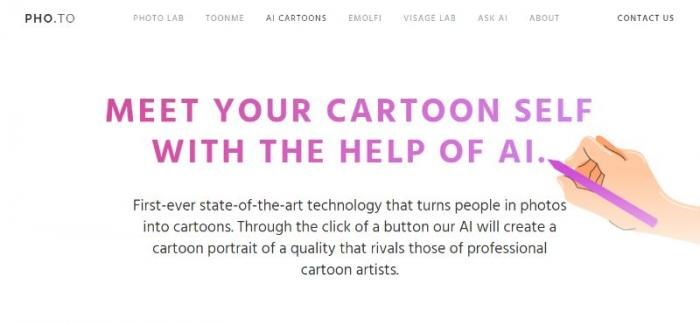 AI Cartoons Home