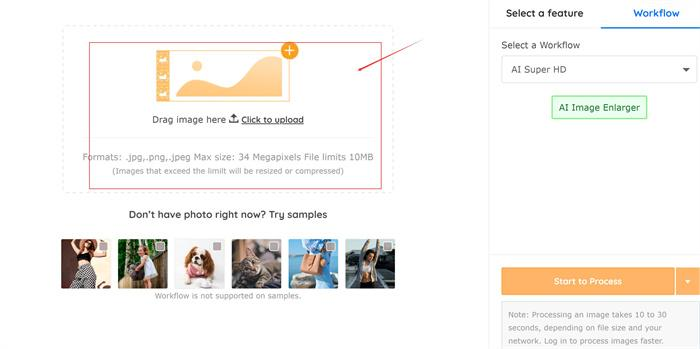 increase resolution of image online with Vance AI