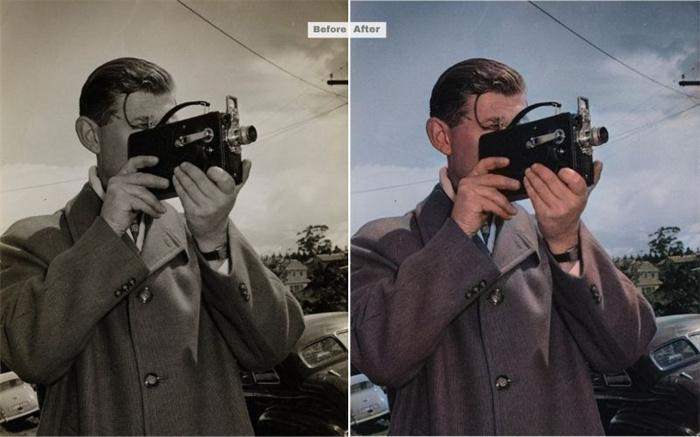 Colorized Rare Historical Photos