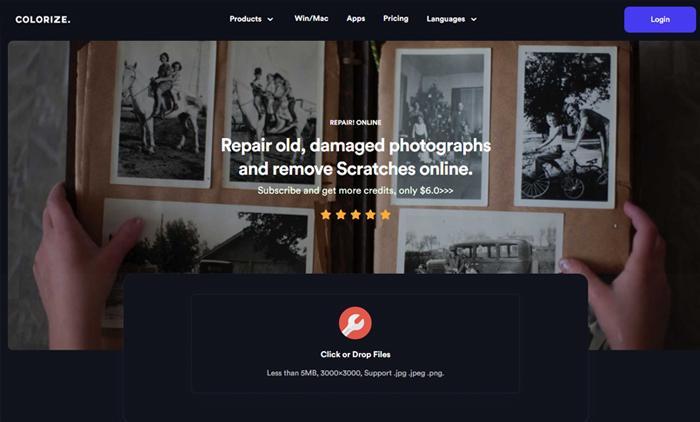 ImageColorizer-home