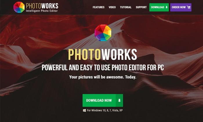 PhotoWorks-home